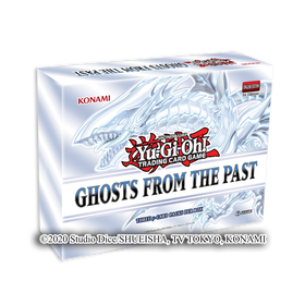Yu-gi-oh Ghosts From the Past - English Edition