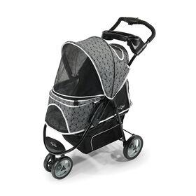 Gen7Pets Promenade Pet Stroller - Black Onyx