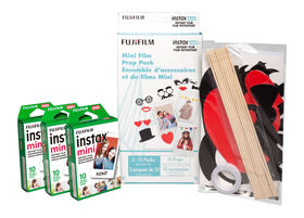 Fujifilm Instax Mini Film Prop Pack