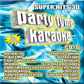 CD-Karaoke Super Hits 30