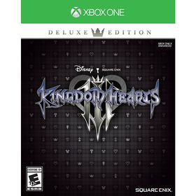 Kingdom Hearts 3 Deluxe Edition Xbox One