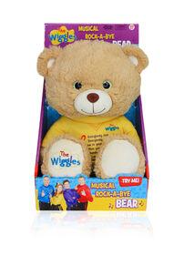 Wiggles Rock-a-Bye Bear
