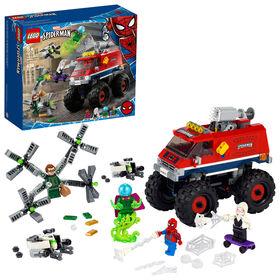 LEGO Super Heroes Le camion monstre de Spider-Man contre M 76174