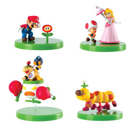 Club Mocchi Mocchi Super Mario Buildable Figures - Assortment May Vary