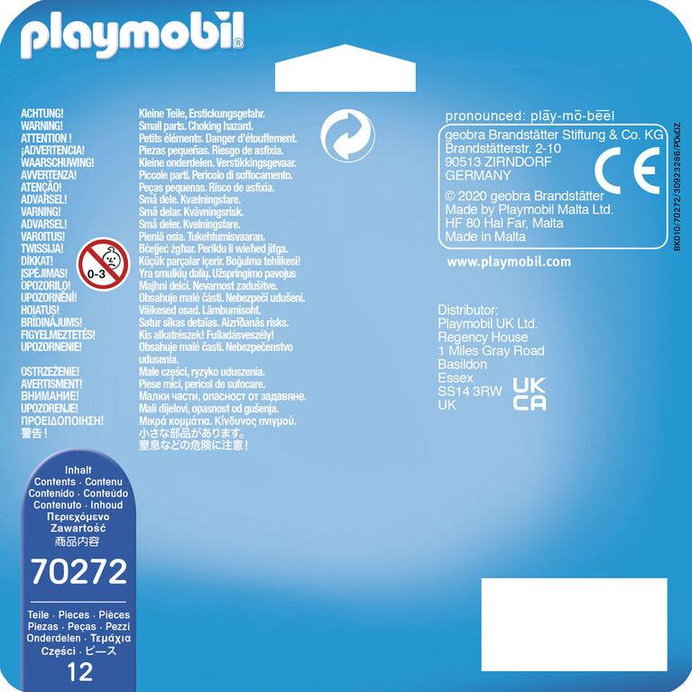 Playmobil - Ouvriers de chantier