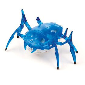 Hexbug - Scarab - Blue - English Edition