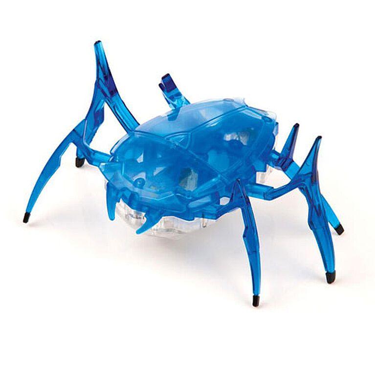 Hexbug - Scarab - Blue - English Edition