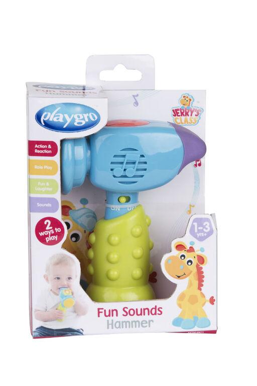 Playgro - Fun Sounds Hammer