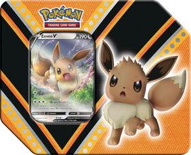 Pokemon V Powers Tin-Eevee V