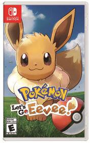 Nintendo Switch - Pokémon Let's Go, Eevee!