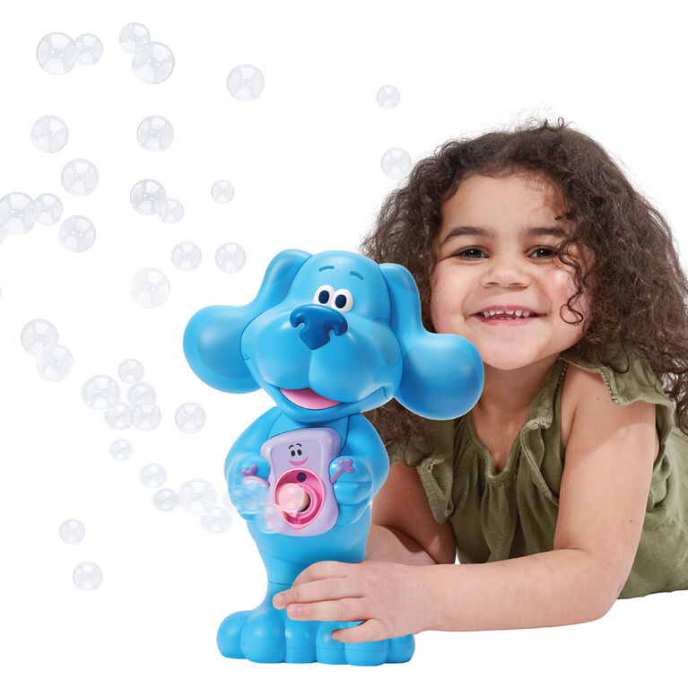 Blues Clues and You Action Bubble Blower