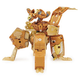 Bakugan Ultimate Viloch, 7-in-1 Exclusive Bakugan, Includes BakuCores and Trading Cards, Geogan Rising Collectible Action Figure
