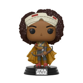 Figurine en vinyle Jannah par Funko POP! Star Wars Rise of Skywalker
