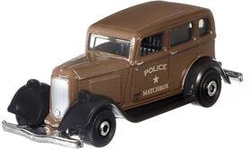 Matchbox - Plymouth PC Sedan 1933 - Les styles peuvent varier