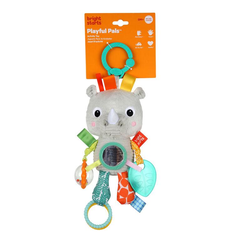 Playful Pals - Rhino