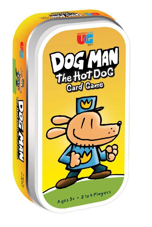 Dog Man The Hot Dog Game - English Edition