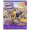 Kinetic Sand, Dig & Demolish Truck Playset with 1lb Kinetic Sand