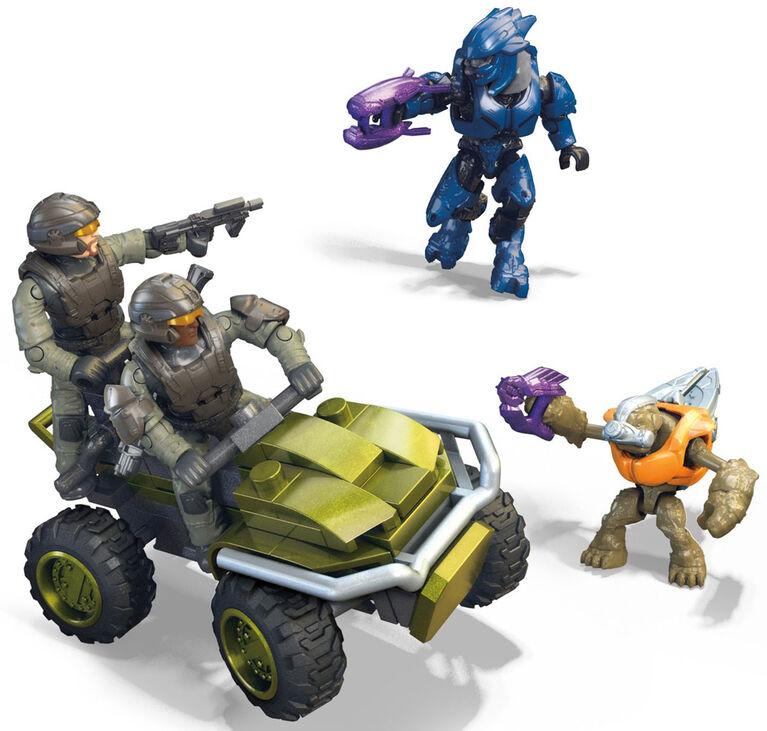 Mega Construx Halo Recon Getaway