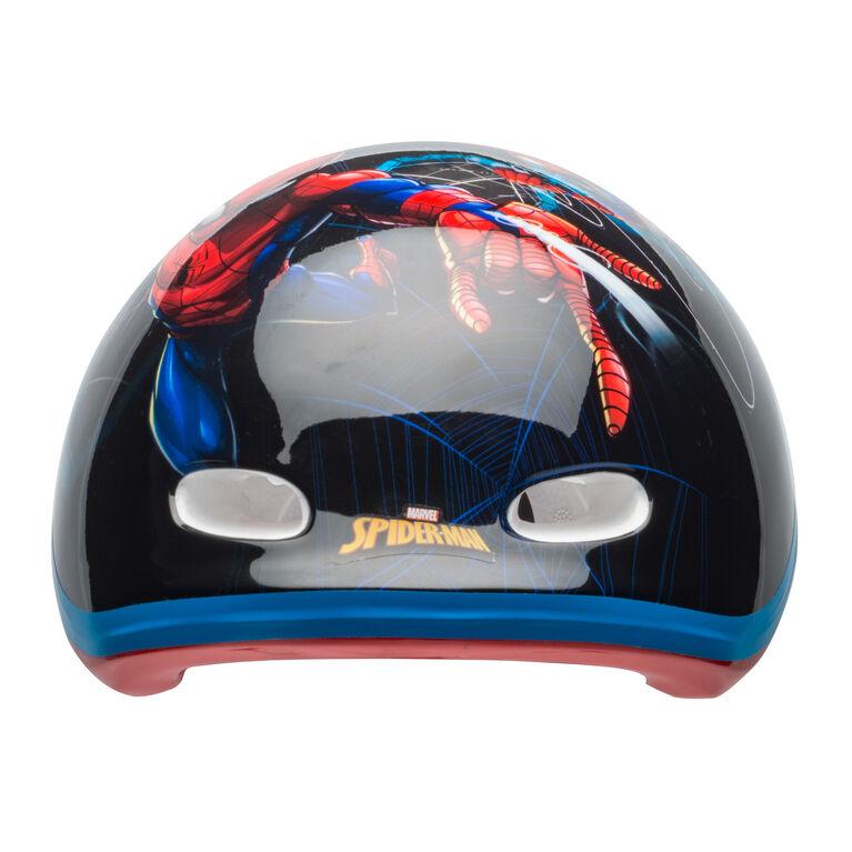 Spiderman - casque de vélo pour tout-petits 3 ans et plus -
