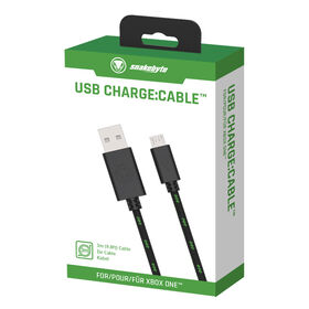 Xbox One snakebyte USB Charge:Cable
