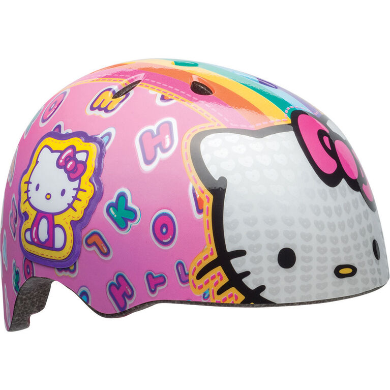 Hello Kitty - Child 5+ Multisport Helmet - Glam Kitty