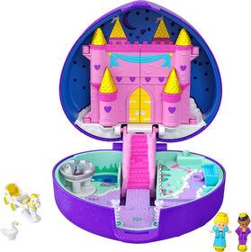 Polly Pocket Starlight Castle Compact