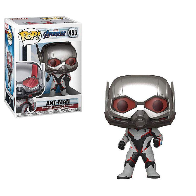 Funko POP! Marvel: Avengers Endgame - Ant-Man Vinyl Figure