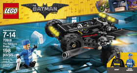LEGO Batman Movie Le Bat-Buggy 70918