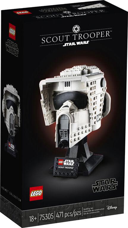 LEGO Star Wars TM Scout Trooper™ Helmet 75305