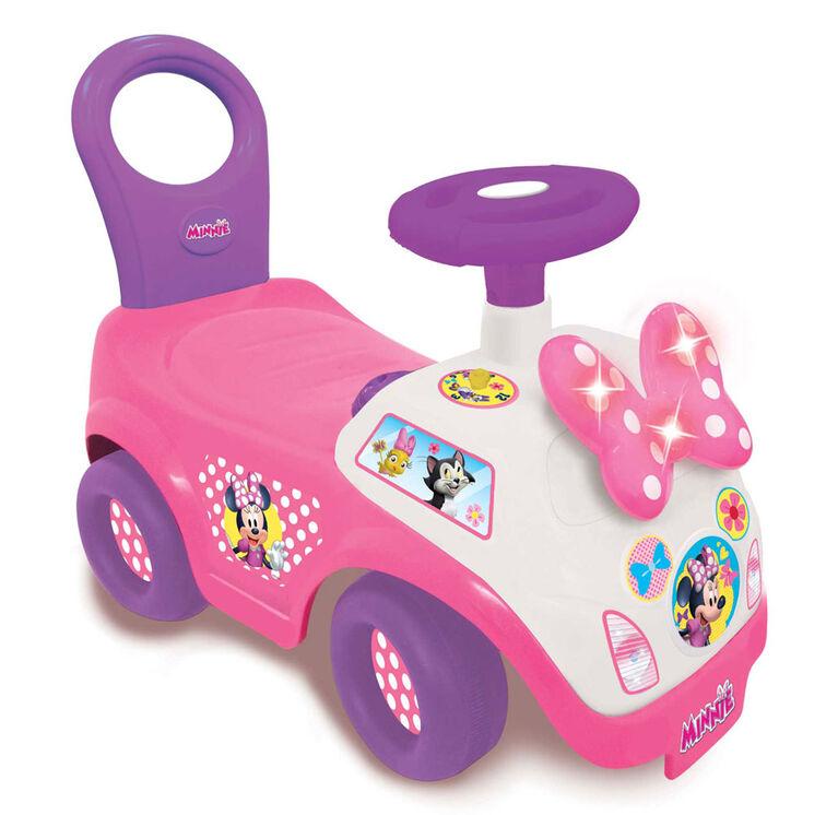 Light n' Sound Minnie Activity Ride-On