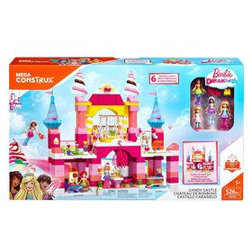 Mega Construx Barbie Dreamtopia Candy Castle Set