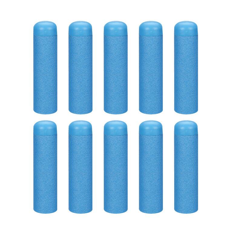 Nerf Mega XL Dart Refill, Includes 10 Nerf Mega XL Whistler Darts