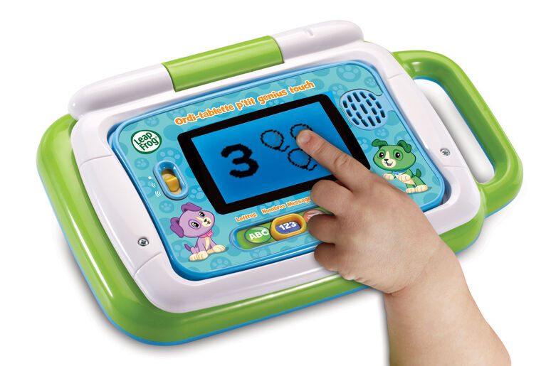 2-in-1 LeapTop Touch™ Green - French Edition