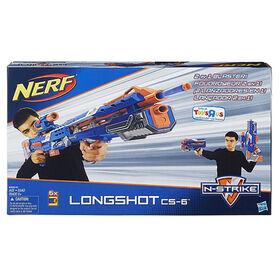 NERF N-Strike - Foudroyeur Longshot CS-6