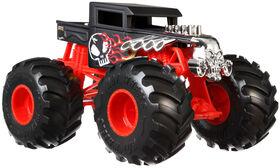 Hot Wheels - Monster Trucks - Échelle 1:24 - Bone Shaker