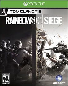 Xbox One - Tom Clancy's Rainbow Six: Siege - Limited Edition (Day1)