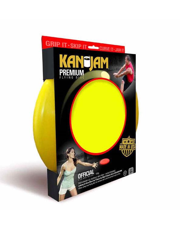 Kan Jam Yellow Original Disc