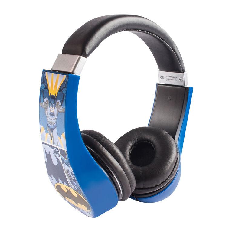 Batman Kid safe Headphones