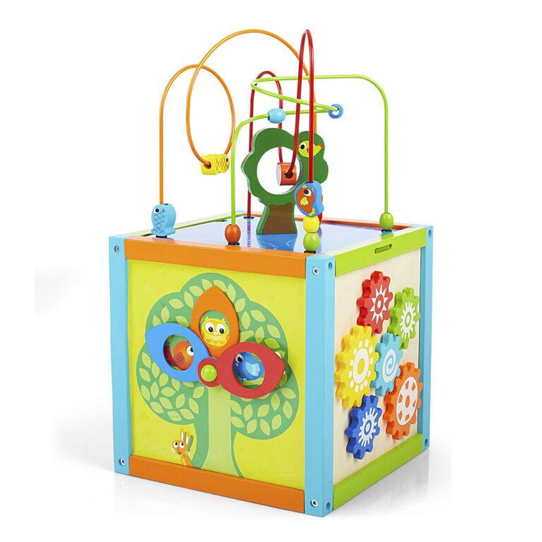 Imaginarium - Cube d'activité 5 modes
