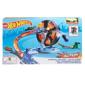 Hot Wheels Spinwheel Challenge Playset