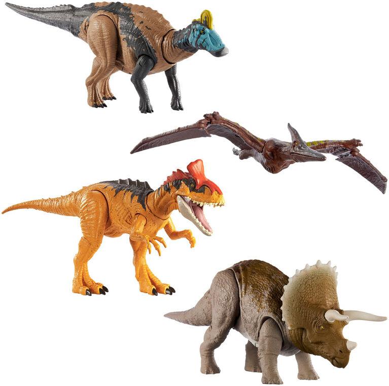 Jurassic World - Sons Et Attaques - Pteranodon
