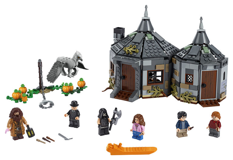 LEGO Harry Potter  Hagrid's Hut: Buckbeak's Rescue 75947