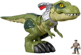 Imaginext - Jurassic World - T.Rex Mega Mchoire