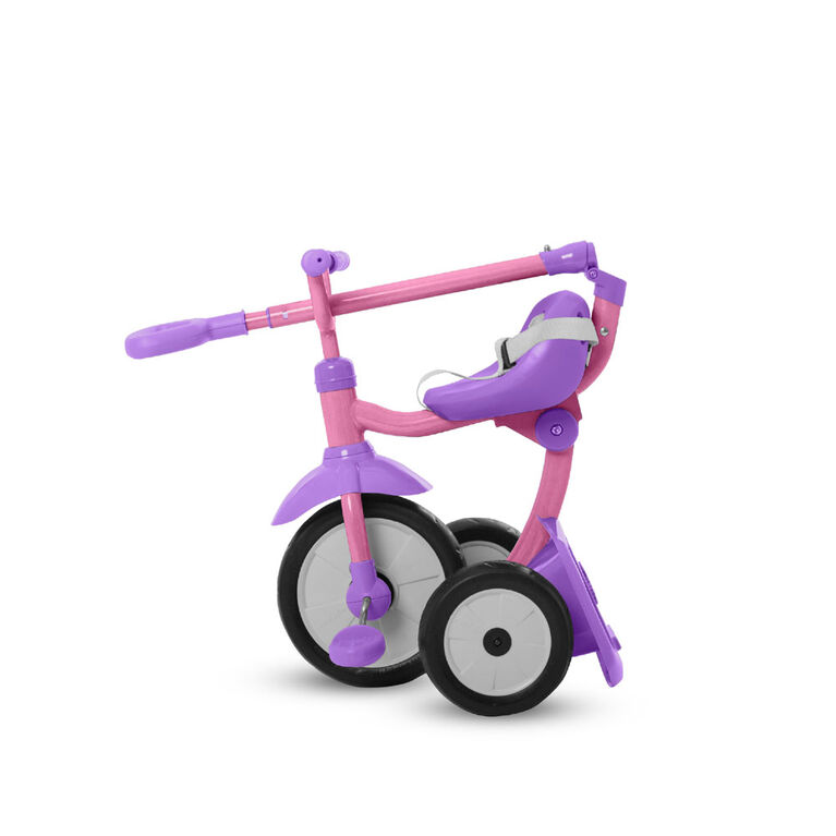 smarTrike 2 in 1 Folding Fun Trike Violet