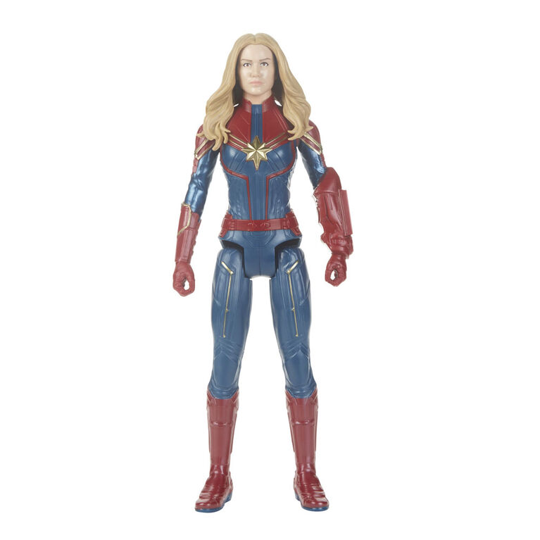 Marvel Avengers: Endgame Titan Hero Power FX Captain Marvel