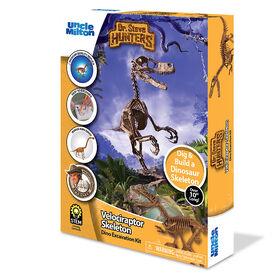 Dr. Steve Hunters - Dino Dig Excavation Kit - Velociraptor