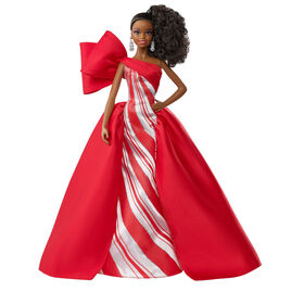 2019 Holiday Barbie Doll - High Ponytail