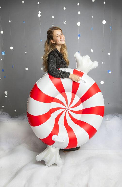 BigMouth Inc The Peppermint Twist Snow Tube