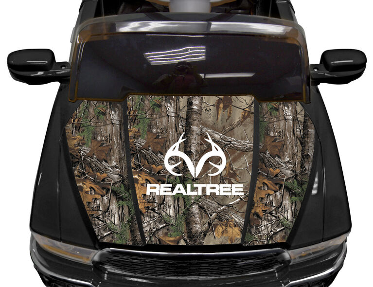 Realtree Truck 12V- Black
