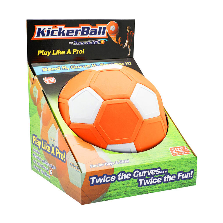 Swerve Ball-Ballon Kickerball